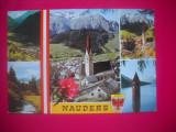 HOPCT 44233  NAUDERS AUSTRIA -STAMPILOGRAFIE-CIRCULATA