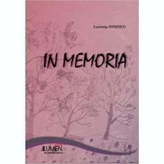 In memoria - Luminiţa IONESCU
