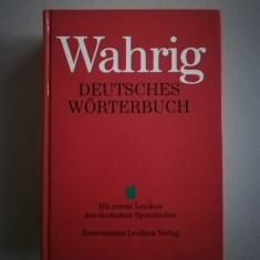 Wahrig - Dictionar German