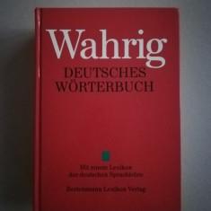 Wahrig - Dictionar German