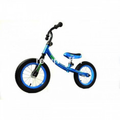 Bicicleta fara pedale, TupTup, albastru, 12 inch