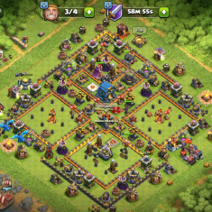 Cont Clash of Clans TH 12 Lvl 179