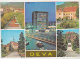 bnk cp Deva - Vedere - circulata - marca fixa