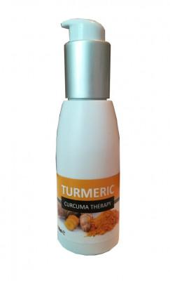 Gel Antiinflamator Curcuma Therapy - Turmeric, 100 ml foto