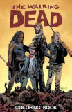 The Walking Dead Coloring Book, Paperback