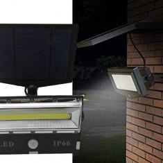 Lampa LED Cu Panou Solar T8501-COB