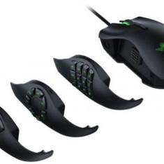 Mouse Gaming Razer Naga Trinity, 16000 DPI, USB (Negru)