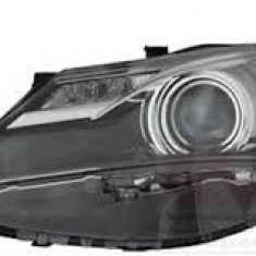 Far Toyota Auris (E18), 01.2013-, Electric, tip bec H11+HB3, omologare ECE, cu motoras, cu lumini LED de zi, 8117002E70; 8117002E71, Stanga, marca DEP