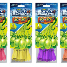 "Baloane cu apa ""Bunch O Balloons - Rapid Fill"" 1 set - Blue"
