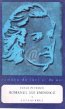 Romanul lui Eminescu, vol. 1. Luceafarul