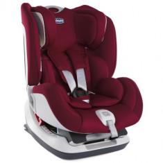 Scaun Auto Seat Up 012 cu Isofix 0-25 kg RED PASSION