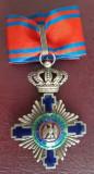 Ordinul Steaua României în grad de comandor model 1 Resch