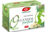 Cumpara ieftin Organism purificat (detoxifiant), ceai la plic