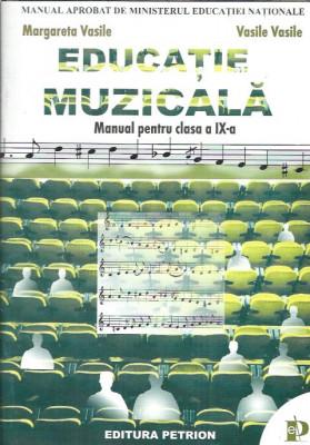 Educatie muzicala - Margareta Vasile foto