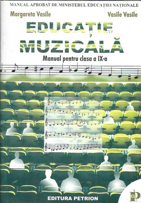 Educatie muzicala - Margareta Vasile