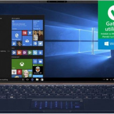 Ultrabook Asus ZenBook UX333FA-A3073T (Procesor Intel® Core™ i7-8565U (8M Cache, up to 4.60 GHz), Whiskey Lake, 13.3inch FHD, 8GB, 256GB SSD, Intel® U