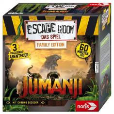 Cumpara ieftin Joc Noris Escape Room Jumanji