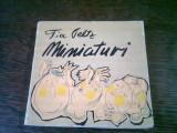 MINIATURI - TIA PELTZ