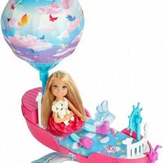 Papusa Barbie Dreamtopia - Balonul fermecat
