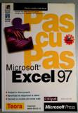 Pas cu pas Microsoft Excel 97