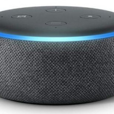 Boxa portabila Amazon Echo Dot 3nd Gen (Neagra)
