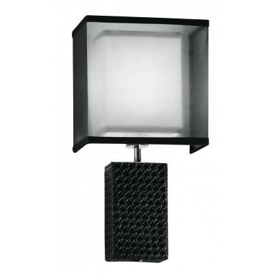 Aplica Le I-METROPOL/AP1 negru 60 watt E27 foto