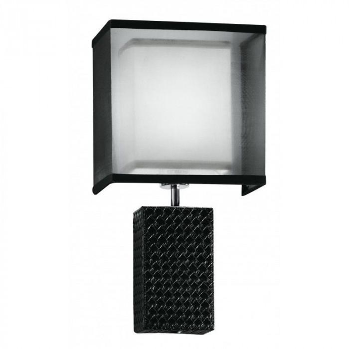 Aplica Le I-METROPOL/AP1 negru 60 watt E27