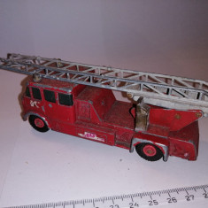 bnk jc Lesney Matchbox King Size no 15 - Merryweather Fire Engine