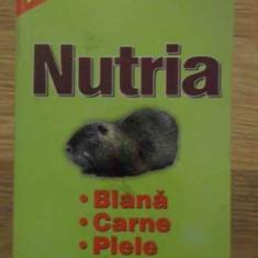 NUTRIA BLANA, CARNE, PIELE - GEORG GABRIEL KIRCHER