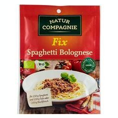 Sos Bio pentru Spaghette Bolognese Natur Compagnie 40gr Cod: NC4633