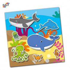 Cartea mea cu stickere Animale, 150 abtibilduri reutilizabile