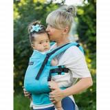 Marsupiu Isara Toddler Full Wrap Conversion Turquoise