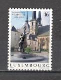 Luxemburg.1995 100 ani nastere Marea Ducesa Charlotte  SL.798, Nestampilat