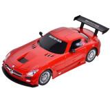 Masina cu telecomanda Mercedes AMG GT3, rosu