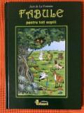 Carte cu FABULE pentru copii - La Fontaine - Editura Eduard, Alta editura