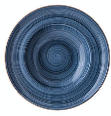 Farfurie GOURMET din portelan colectia DUSK 27cm adanca MN0101429 BONNA