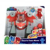 Figurina Pj Masks Turbo Mover, Owlette 95507