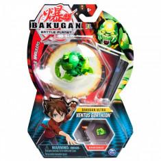 Figurina Bakugan Ultra Battle Planet, 15C Gorilla Green, 20109018