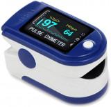 Pulsoximetru, Display Digital OLED, Masurare Saturatie Oxigen, Masurare Puls, Pentru Deget