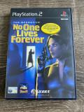 The Operative: No one Lives Forever, PS 2, original, alte sute de titluri