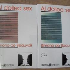 AL DOILEA SEX VOL.1-2 - SIMONE DE BEAUVOIR