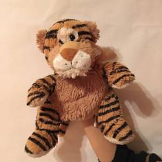 Marioneta teatru de papusi papusa manuala tigru