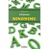 Dictionar de sinonime...