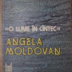 O LUME IN CANTEC - ANGELA MOLDOVAN - AURA MATEI-SAVULESCU