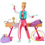 Cumpara ieftin Set Barbie Cariere - Gimnasta