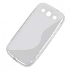 Husa back cover case samnsung galaxy s3 transparent m-life