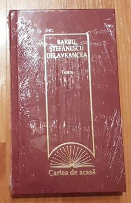 Teatru de Barbu Stefanescu Delavrancea. Cartea de acasa foto