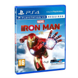 Marvel Iron Man Psvr Ps4