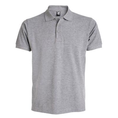 Tricou polo bartati Estrella Men Polo Shirt grey PO6615GREY foto