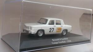 Macheta Renault 8 Gordini (Dacia 1100) 1968 - Atlas Rally 1/43